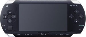 The Sony PlayStation Portable